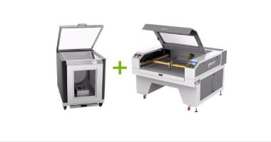 板房设计室激光打样机 智能排版软件 算料报价布料激光切割机